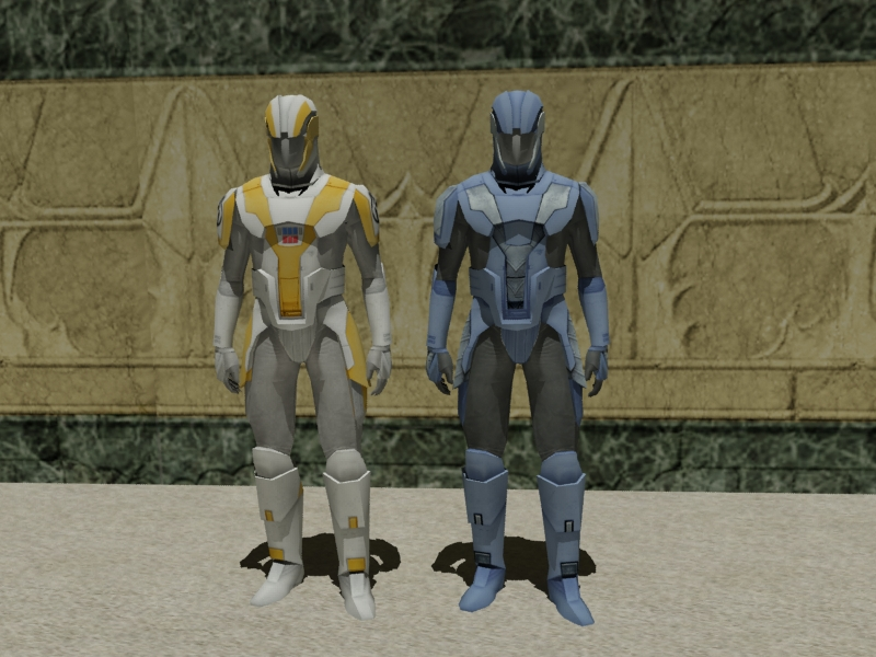 Modders Resource: Specialized Combat Suits for KotOR and TSL - Deadly Stream