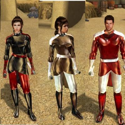 2 Screenshots  sc 1 st  Deadly Stream & PVC Jedi Robes - Mods - Deadly Stream