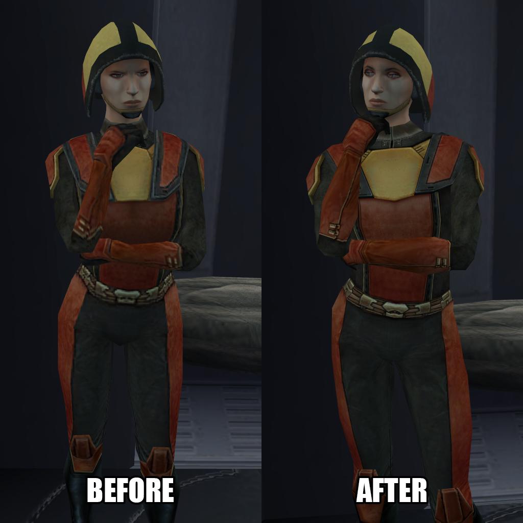 JC's Republic Soldier Fix for K1
