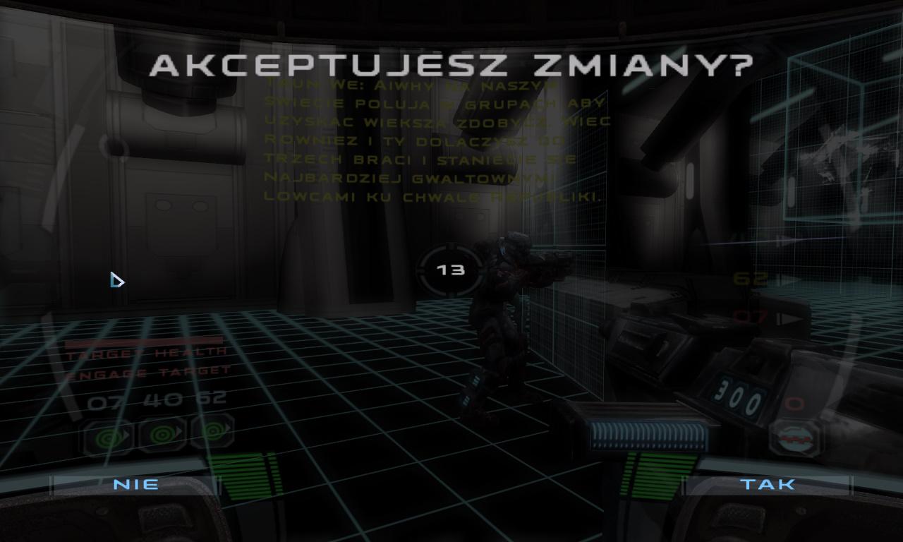 Polish Translate/Spolszczenie Star Wars Republic Commando