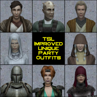 TSL Improved Party Outfits