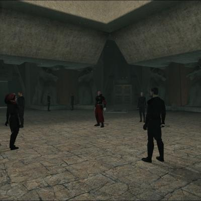 Kotor 2 Sith Academy Holocron Robes for Korrib...