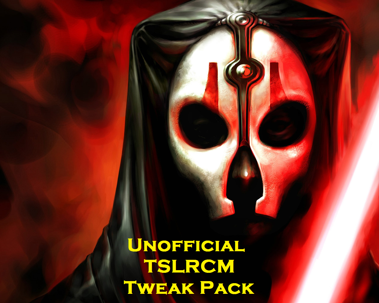 Unofficial TSLRCM Tweak Pack