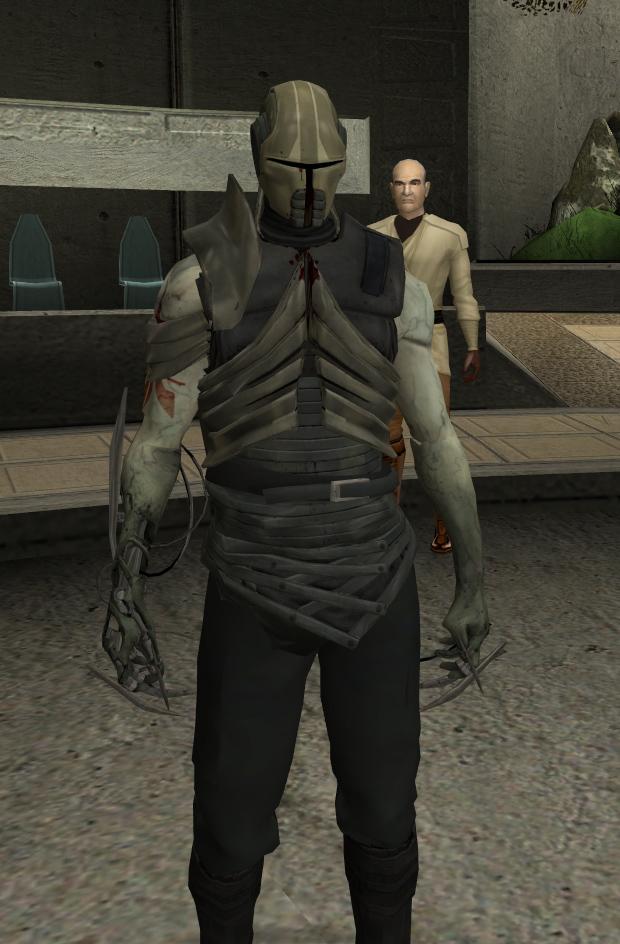 [K1] Sith Stalker armor