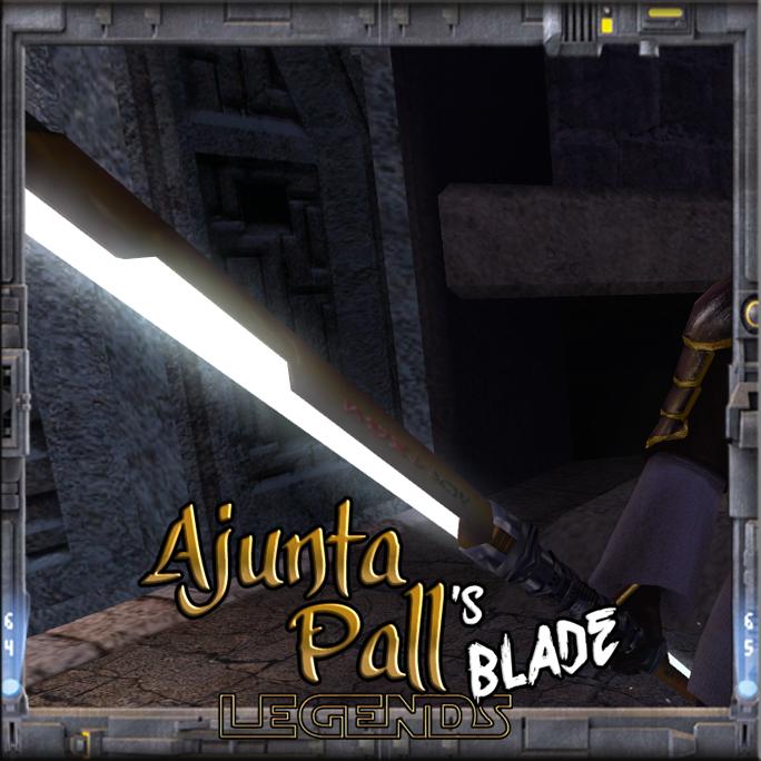 [K1] Legends - Ajunta Pall's Blade