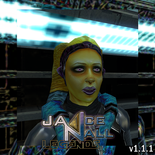 """[K1] Janice Nall """"Legends"""" and the Incomplete Droids"""