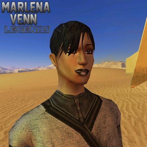 "[K1] Marlena Venn ""Legends"""