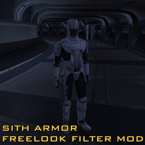 [K1] Sith Armor - Freelook Filter Mod