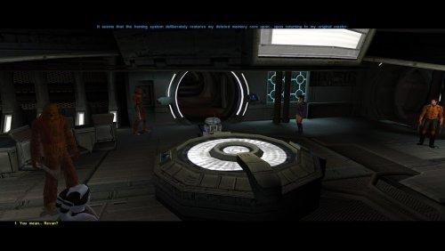 Extended Enclave Jedi dialogue - Mods - Deadly Stream