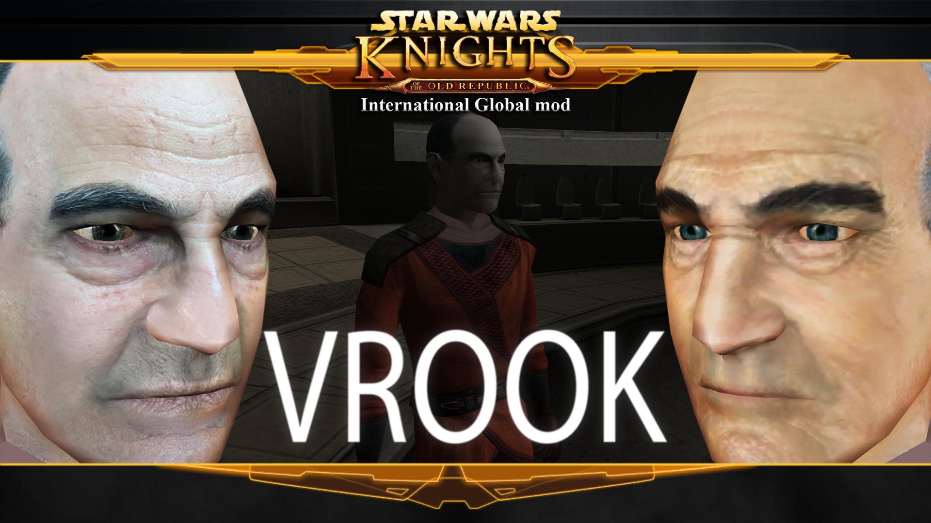 Vrook HD International Global mod