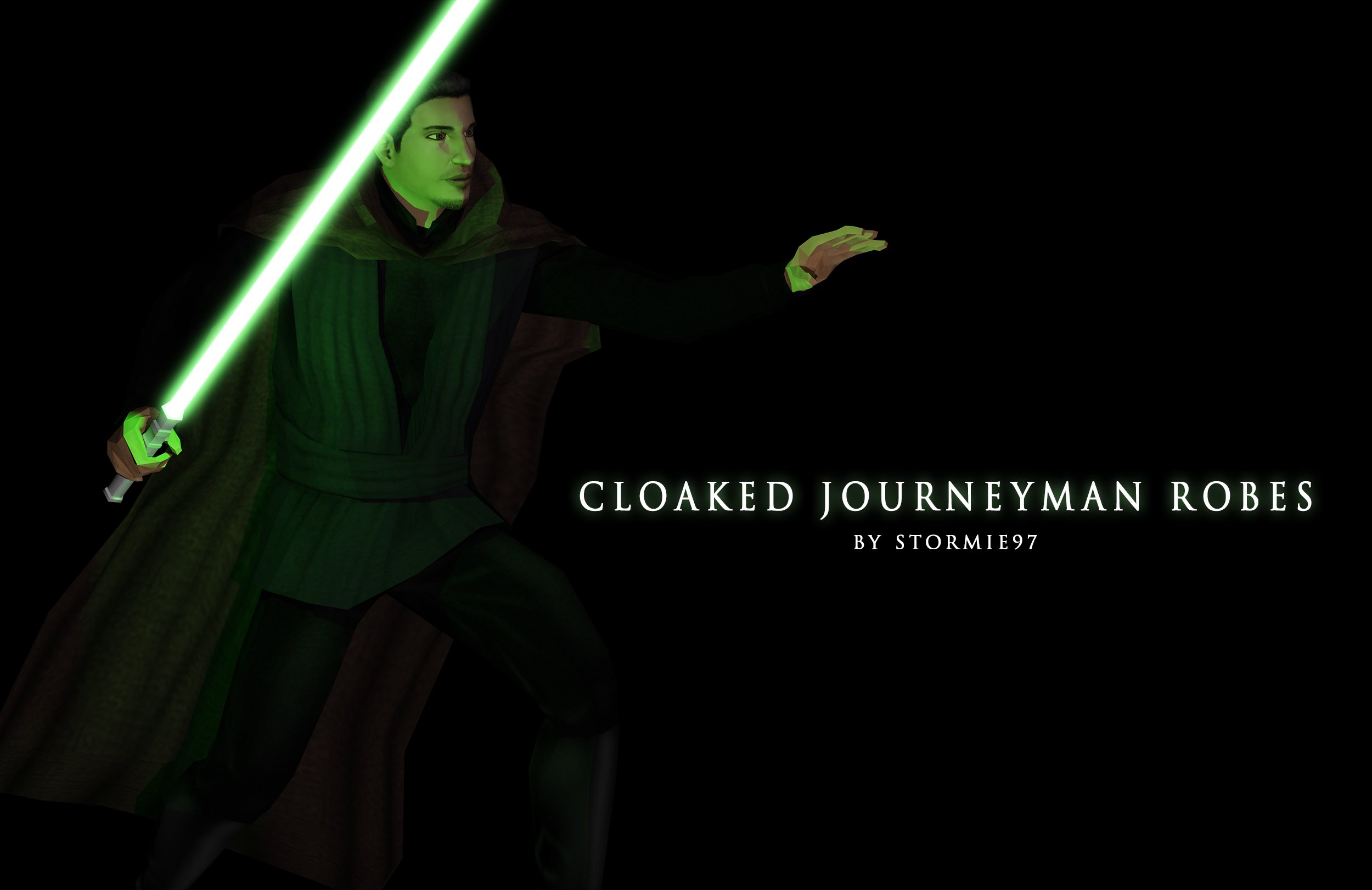 Cloaked Journeyman Robes