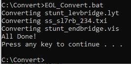 End of Line Converter