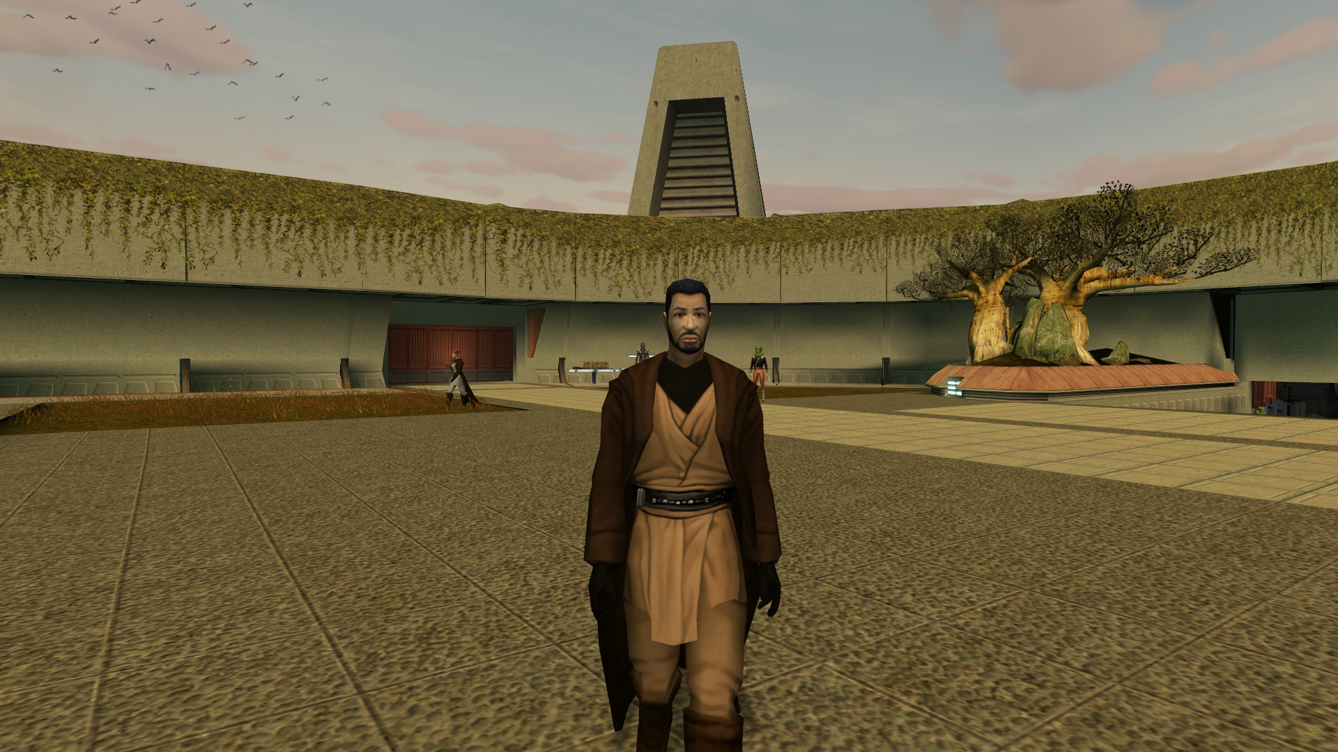 JC's Fashion Line I: Cloaked Jedi Robes for K1