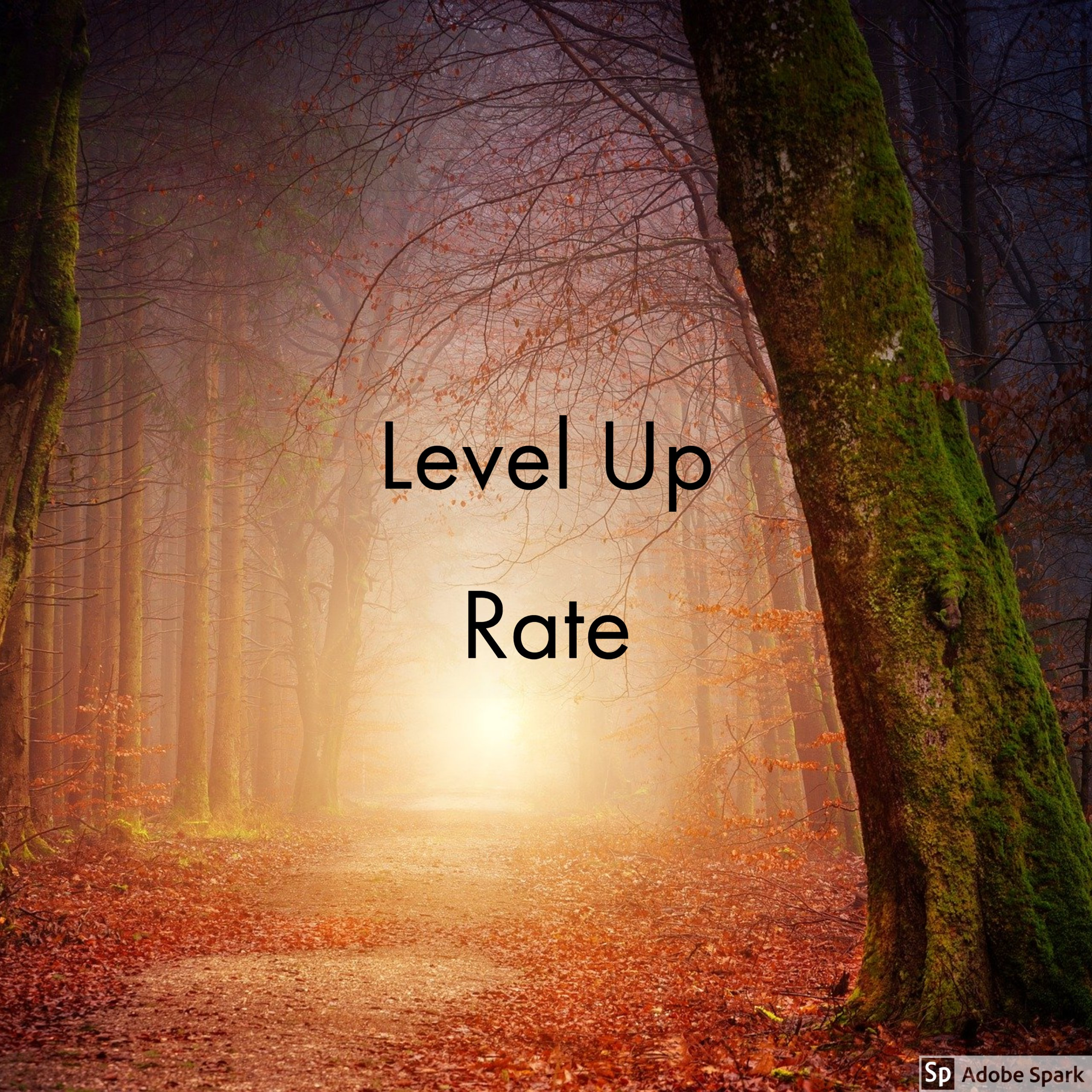 Level Up Rate
