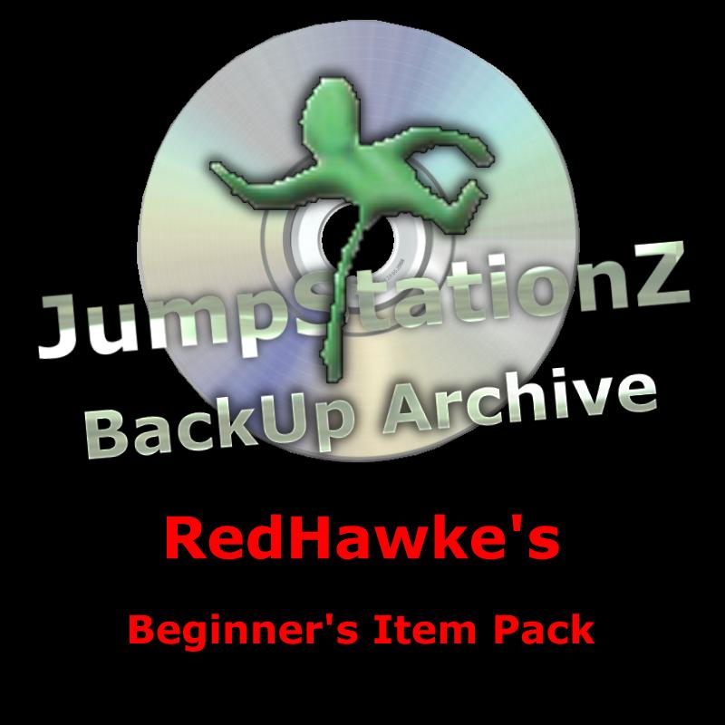 Redhawke's Beginner's Item Pack