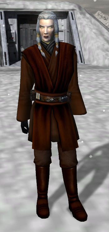 Prequel Robe Replacement and Kreia Visible Body Models Compatibility Patch