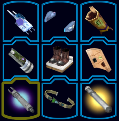 Pretty Good! Icons for KotOR