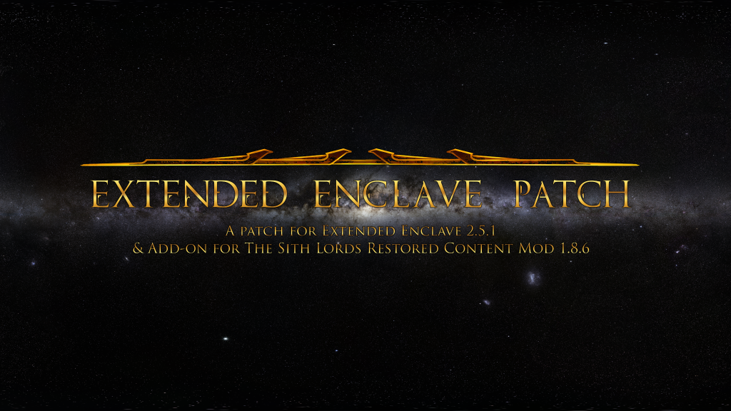 Extended Enclave Patch
