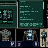 Bao-Dur's Charged Armor