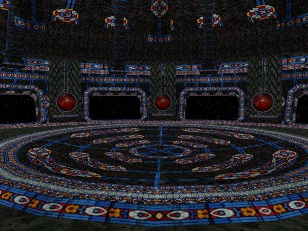 Meditation chamber