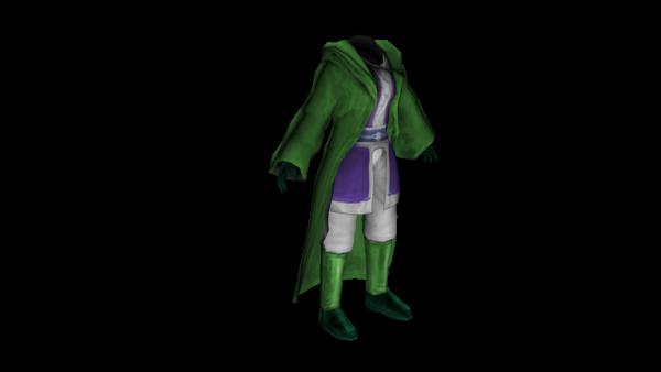 PFBN70 - Master Robes