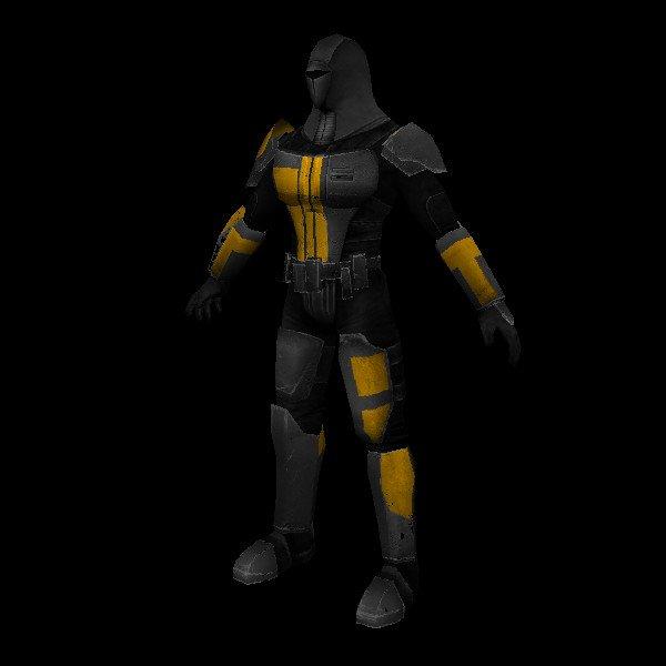 N Mandalorian02   grey And yellow 1