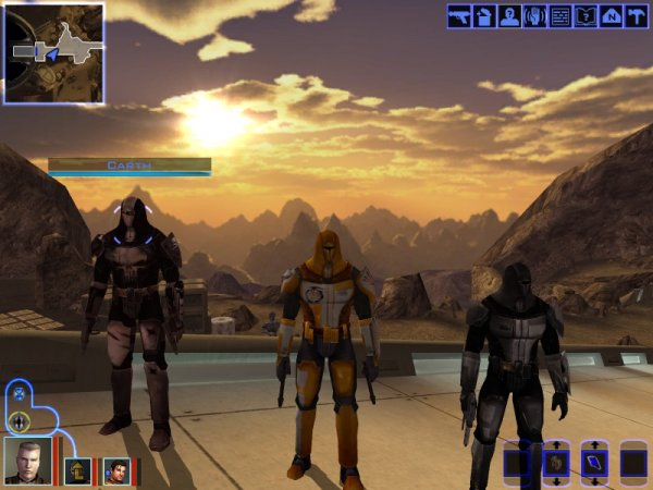 The Three Mandalorians