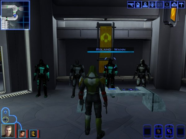 Mandalorian Embassy on Manaan
