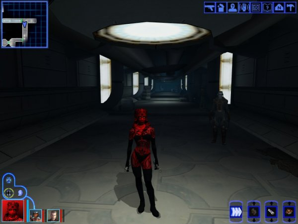 Darth Talon (Mission Vao Reskin)