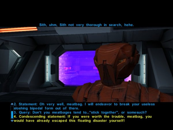 Leviathan Extended Party Dialogue Mod