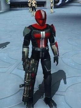Helmetless Mandalorian Armor [WIP]