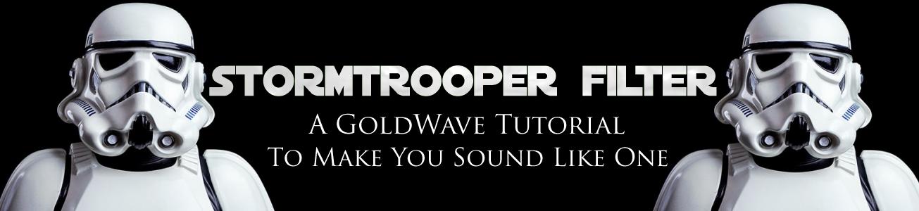 Blog #52 - Stormtrooper Tutorial