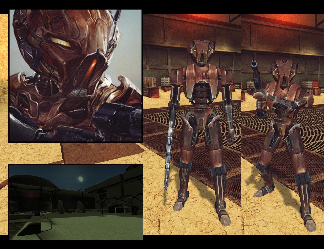 The Companions: HK-47
