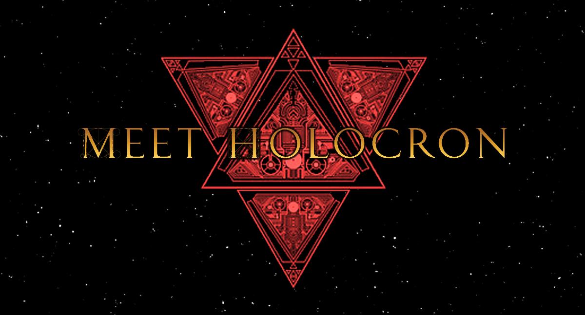 "Blog #50 - Meet ""Holocron"""