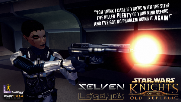 "Selven ""Legends"" - Trailer"