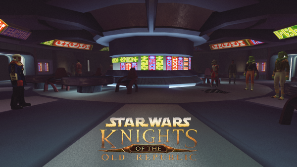 Star Wars: Knights of the Old Republic [Javyar's Cantina]