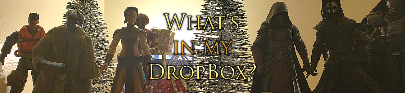 Blog #93 - What's in my DropBox? [Holiday Edition]