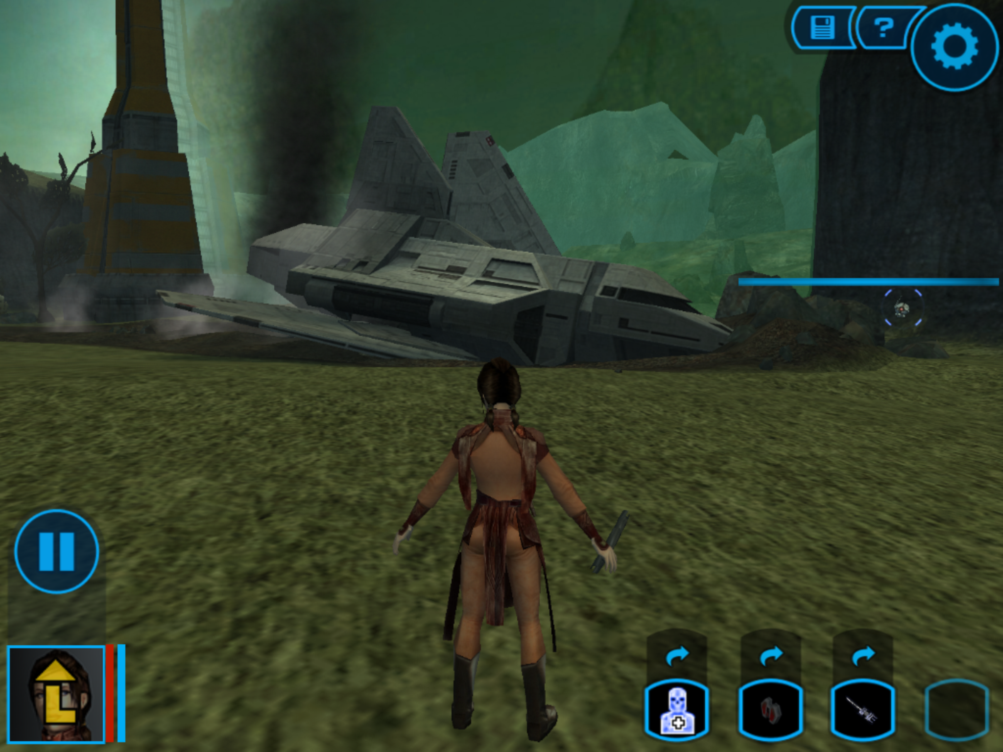 WIP] KOTOR II Mobile (K2M) Project - KOTOR II TSL Content Ported to