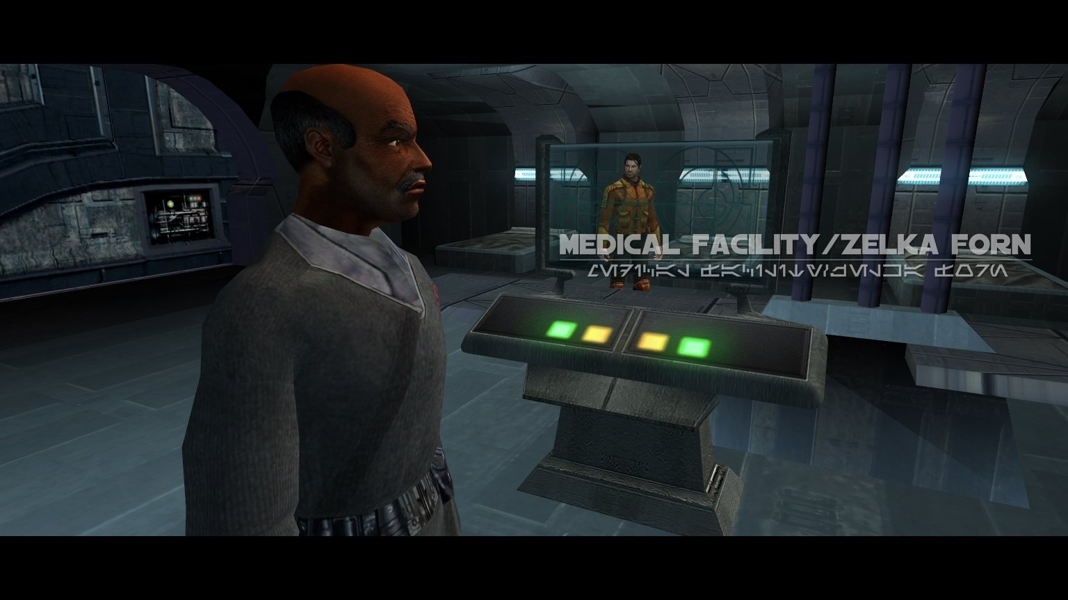 The Upper City: Medical Facility