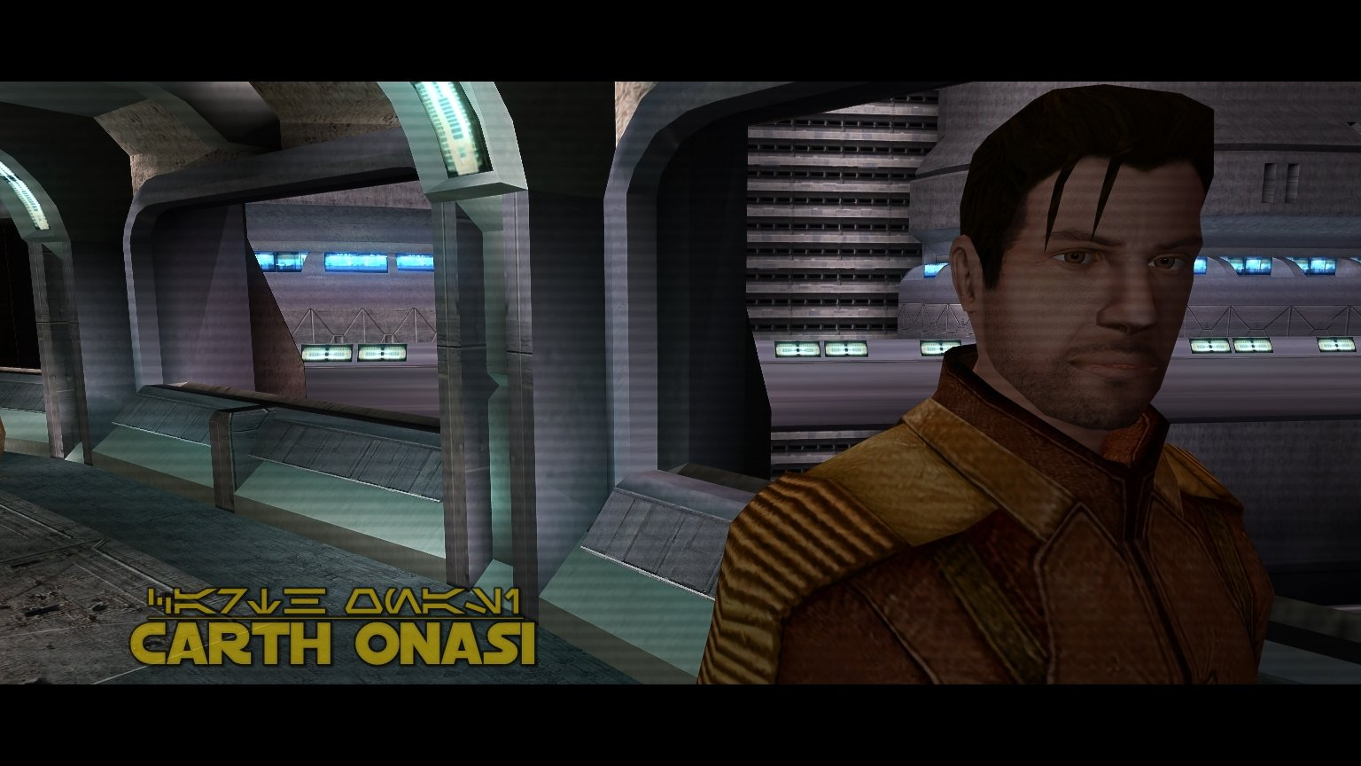 The Companions: Carth Onasi