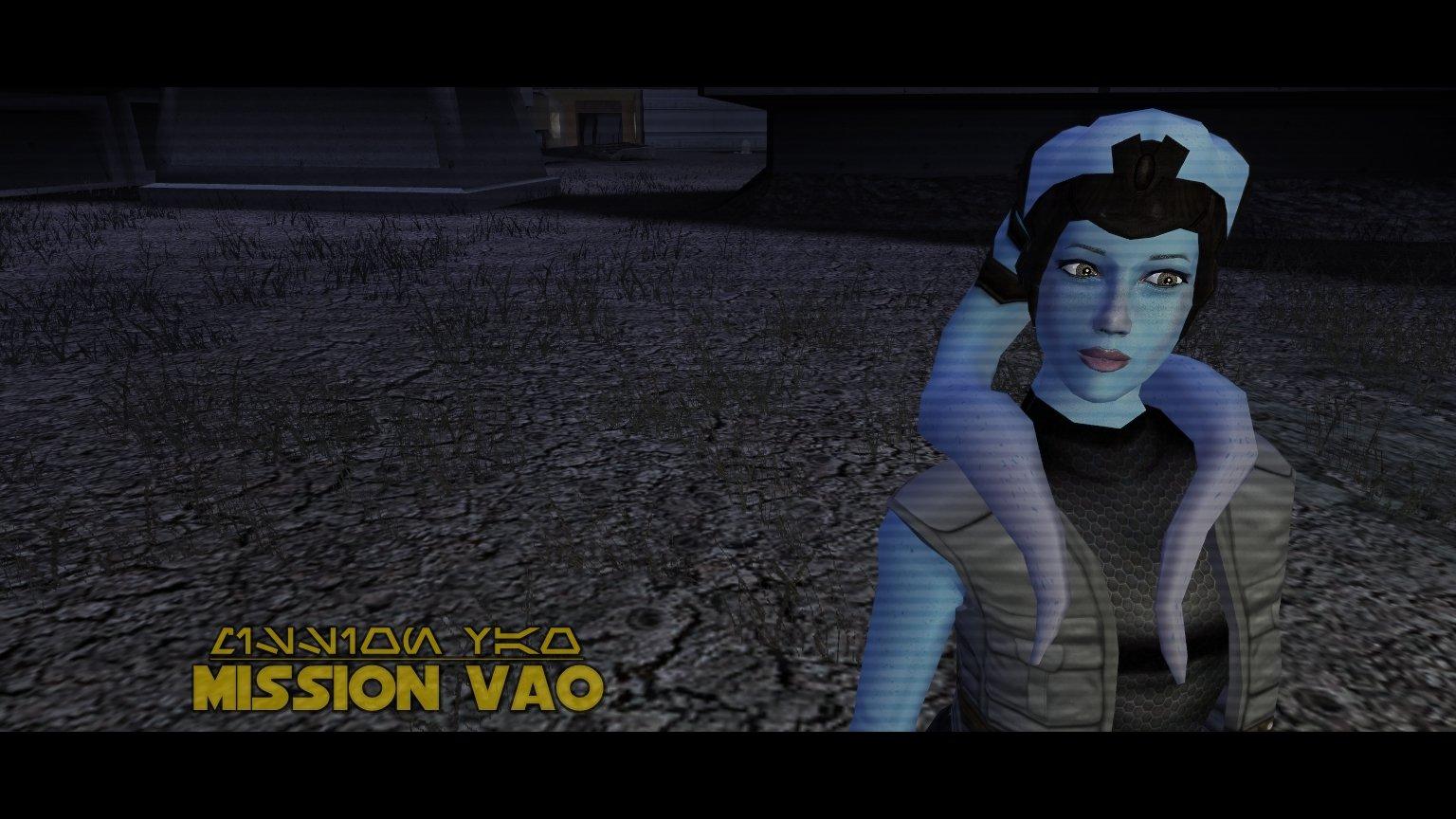 The Companions: Mission Vao