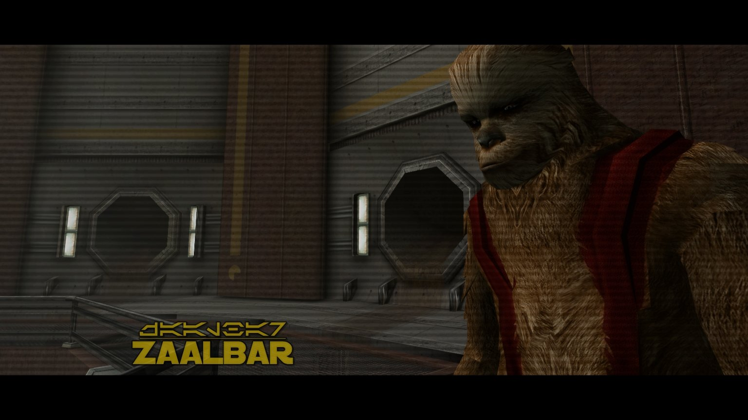 The Companions: Zaalbar