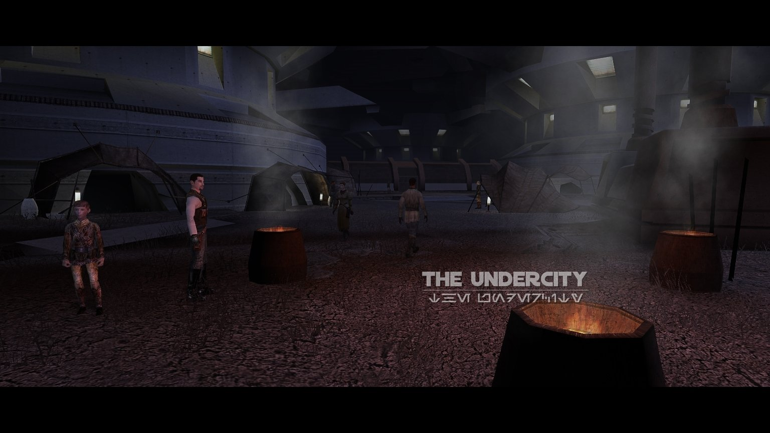 The Undercity: Outcasts