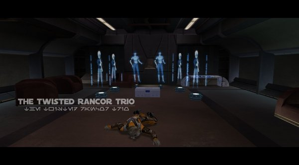 Lower City Apartments: The Twisted Rancor Trio