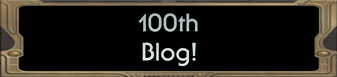 Blog #100