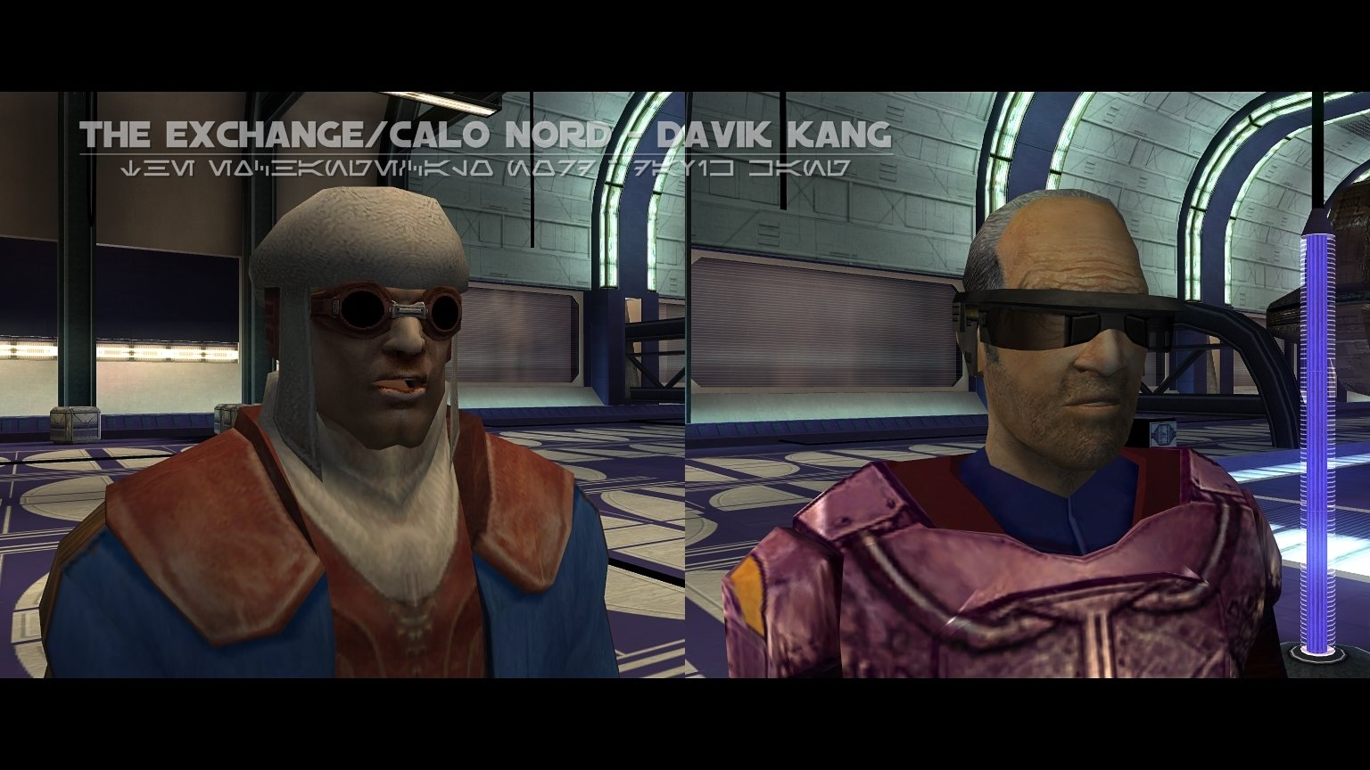The Exchange: Calo Nord - Davik Kang