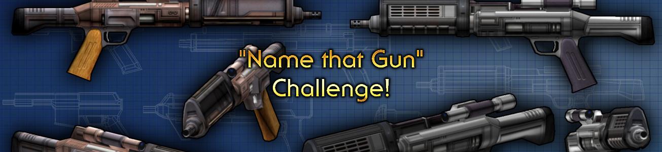 """Blog #59 - """"Name that Gun"""" Challenge!"""