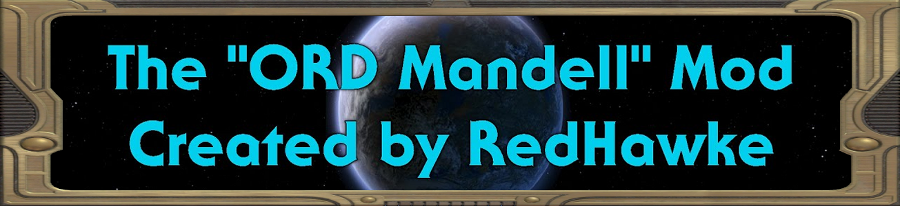 Blog #98 - A look back at my Ord Mandell video