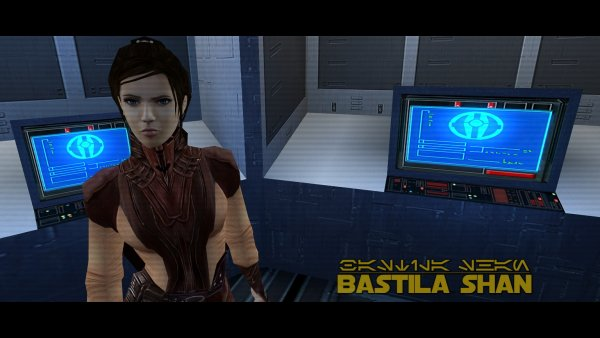 The Companions: Bastila Shan