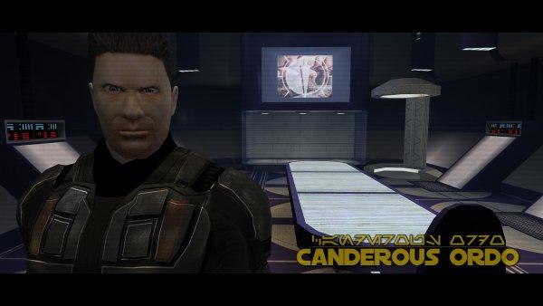 The Companions: Canderous Ordo